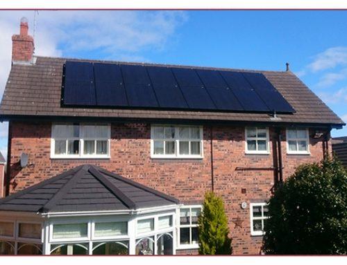 Solar PV, Oswestry